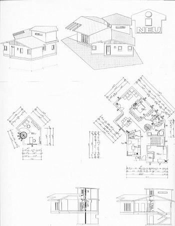 Kachelofen Schwimmen Westseite - Modernes tolles Wohnhaus Nähe Feldkirchen