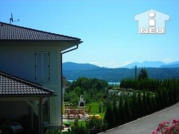 Haus Kunststofffenster Begehbarenschrank - Exklusive Villa in Velden mit Wörtherseeblick!