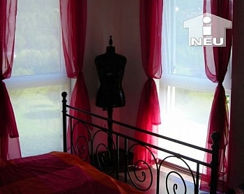 Südterrasse Schlafzimmer Grundstück - Exklusive Villa in Velden mit Wörtherseeblick!