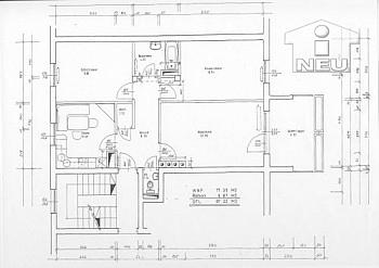 inkl   - 3 Zi Wohnung in Waidmannsdorf - Uninähe