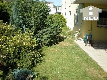Elternschlafzimmer Außenabstellplatz Kunststoffenster - Tolle neuwertige 4 Zi Gartenwohnung in Viktring