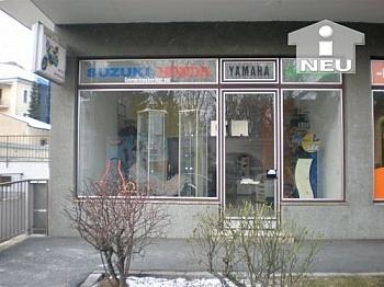 Pischeldorferstrasse Schaufensterflächen Aluminiumfenster - 44m² Büro/Geschäftslokal - Pischeldorferstrasse