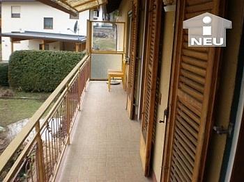 Fliesenböden Abstellplatz Schlafzimmer - Wohnhaus in Pörtschach Nähe Wörthersee