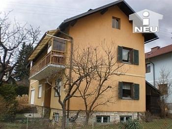 Teilunterkellert Wohnungseigentum Zentralheizung - Wohnhaus in Pörtschach Nähe Wörthersee