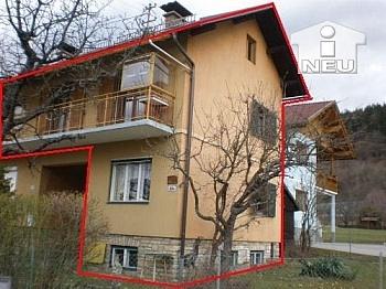 Wörthersee Vorraum Balkon - Wohnhaus in Pörtschach Nähe Wörthersee