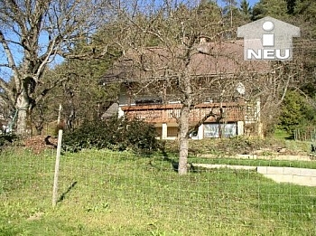 Nebengebäude Schlafzimmer Wohnzimmer - Wohnhaus in Moosburg/Tuderschitz