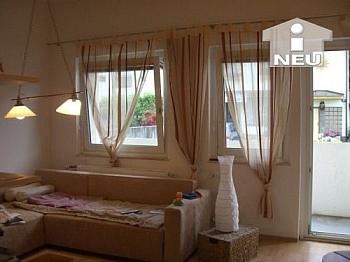 Küche neue Kunststofffenster - TOP sanierte 2 Zi Wohnung in Viktring