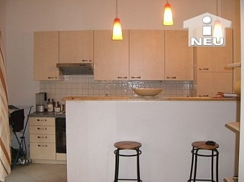 Hochparterre Schlafzimmer möblierter - TOP sanierte 2 Zi Wohnung in Viktring
