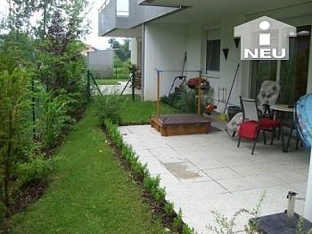 Fernwärme Übernahme Terrasse - TOP neue 3 Zi Gartenwohnung in Viktring
