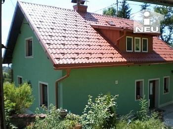 Vorraum Solar Diele - Ferienhaus in Diex - Seehöhe 1200m