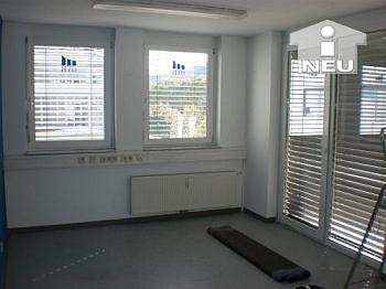 Westbalkon Verwaltung Jalousien - TOP 125m² - 5 Zi Büro/Wohnung Uni Nähe