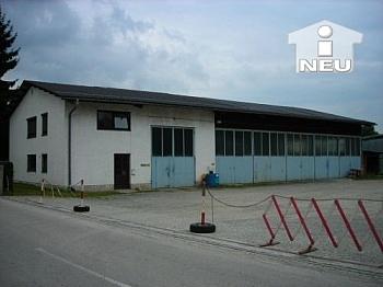 Feldkirchen Lagerhalle vorhanden - Lagerhalle mit Wohnung - Feldkirchen