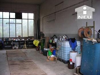 Wohnung Nähe Holzisolierglasfenster - Lagerhalle mit Wohnung - Feldkirchen