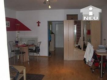 Schlafzimmer Erdgeschoss Garconniere - Schöne großzügige Garconniere am Lendkanal