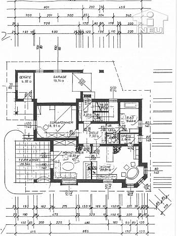 Abstellplätze Kellerabteile Mieteinnahmen - Schönes Wohnhaus/Zinshaus in Klagenfurt