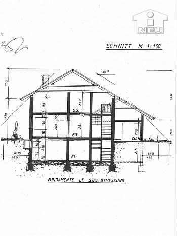 Wohnfläche Grundstück Kochnische - Schönes Wohnhaus/Zinshaus in Klagenfurt