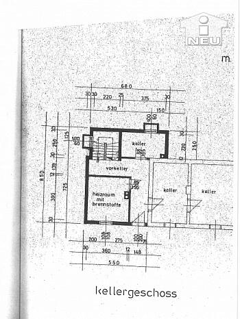 Dusche worden Zimmer - Günstiges Wohnhaus in St. Paul im Lavantal