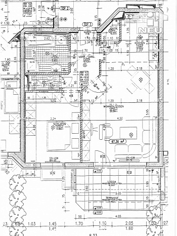 verfliest Geräten Terrasse - Exklusive 2 Zi Gartenwohnung in Waidmannsdorf
