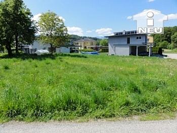 Köttmannsdorf Gemeinde Bebauungsverpflichtung - Wunderschöne Eckparzelle mit 1.000m² in Maria Rain