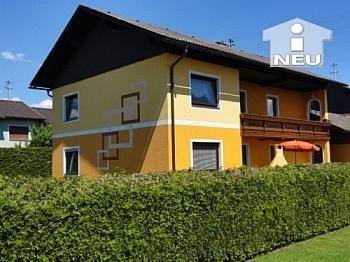 Wohnzimmer Wohnküche Waschraum - Top saniertes Zweifamilienwohnhaus Nähe Grafenstein