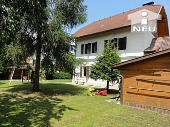 Aussenfassade Nebengebäude leergeräumt - Wohnhaus in Feschnig - Mühlgasse (TOPLAGE)