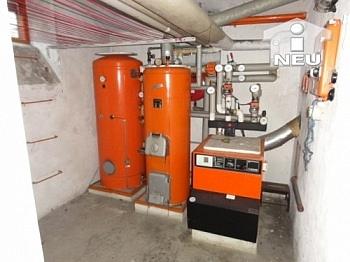 gesamte Parkett Brunnen - Wohnhaus in Feschnig - Mühlgasse (TOPLAGE)