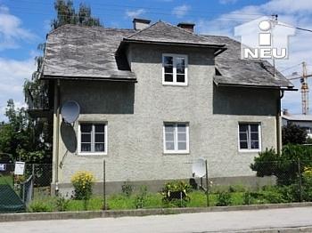 Keller neue sanierungsbedürftig - Günstiges Wohnhaus in Klagenfurt für Heimwerker...!