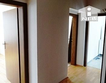 Nachtspeicher Kachelofen Dusche - Sonnendurchflutete 2-Zimmerwohnung in Welzenegg