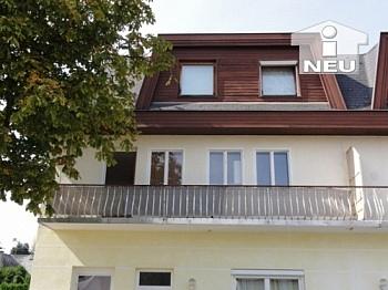 Balkon inkl Waschmaschinenanschluß - Garconniere in Waidmannsdorf mit großem Balkon