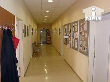 Netto Auswahlmöglichkeiten Mietvertragsabschluß - Büros am Rudolfsbahngürtel von 20m² bis 2.000m²