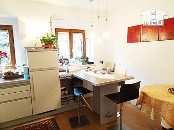 Küche Einrichtungsgegenstände Waschmaschinenanschluss - Sonnendurchflutete, moderne 2-Zi-Wohnung in absoluter Ruhelage
