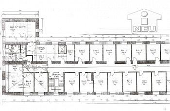 Abstellplätze bezugsfertige Einzelbüros - Büros am Rudolfsbahngürtel von 20m² bis 2.000m²