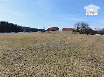 aufgeschlossen Baugrundstück Asphaltierung - Schöner Baugrund mit 1.288m² am Radsberg