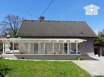 Quartal Südterrasse Grundstück - Liebevoll saniertes kleines Wohnhaus am Bach in Liebenfels