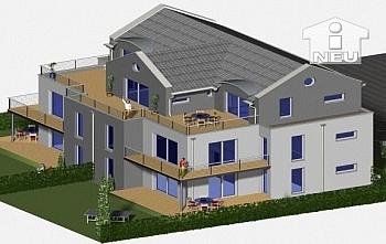 VERKAUFT Terrasse Klagenfurt - Kleinwohnanlage mit 5 Wohnungen in Klagenfurt