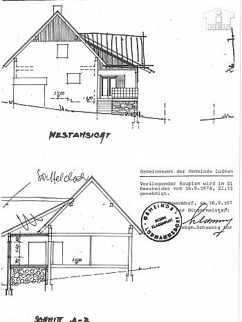 Bäder Dsuche Zubau - Günstiges Wohnhaus in Ludmannsdorf