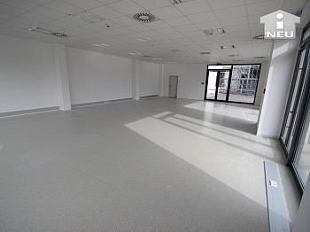Fußbodenheizung Stadiongelände Industrieboden - Geschäftslokal/Büro/Cafe 147m² im Fußballstadion