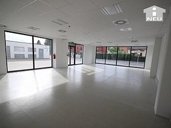 aufgestellt zugeordnete Trennwände - Geschäftslokal/Büro/Cafe 147m² im Fußballstadion