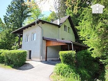 Schlafzimmer überdachter Waldrandlage - Günstiges Wohnhaus in Ludmannsdorf