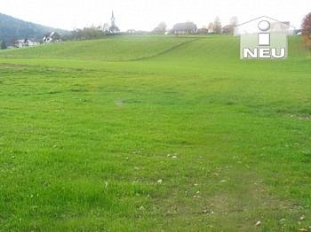 Grundstücksgrenze Baugrundstücke ländliche - Baugründe am Radweg-Feldkirchen