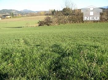 Flächenwidmungsplan Grundstücksgrenze Karawankenblick - Baugründe am Radweg-Feldkirchen
