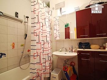 Klagenfurt Westloggia Fernwärme - Helle 3-Zi-Wohnung in zentraler Lage