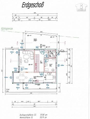 Technik offener Quartal - Neues modernes 114m² Wohnhaus in Viktring