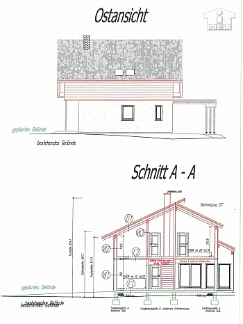 heißt große ruhige - Neues modernes 114m² Wohnhaus in Viktring