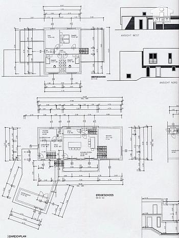 Design sofort Garten - Neues, modernes Niedrigenergiehaus Nähe Feldkirchen