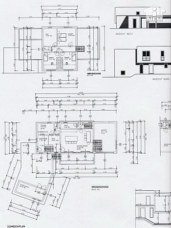 Garten Zugang Dusche - Neues, modernes Niedrigenergiehaus Nähe Feldkirchen