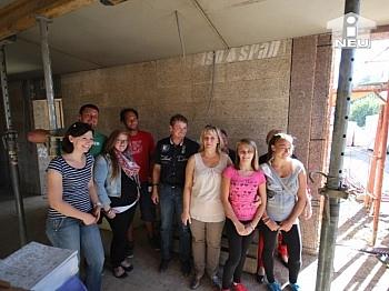 Wohnbaugefördert Kunststofffenster Provisionsfreier - Kleinwohnanlage mit 5 Wohnungen in Klagenfurt