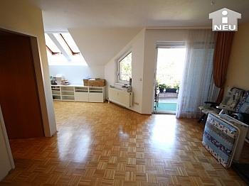 Westloggia großes Küche - Charmante 3 Zi Wohnung in Waidmannsdorf - Mozartstrasse