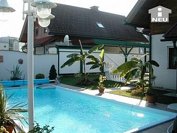Küche Wanne Waschmaschinenanschluss - Heimeliges Einfamilienhaus mit Pool in Welzenegg