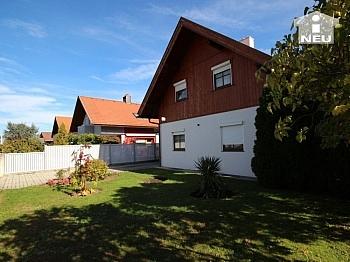 Terrassen Welzenegg stehen - Heimeliges Einfamilienhaus mit Pool in Welzenegg